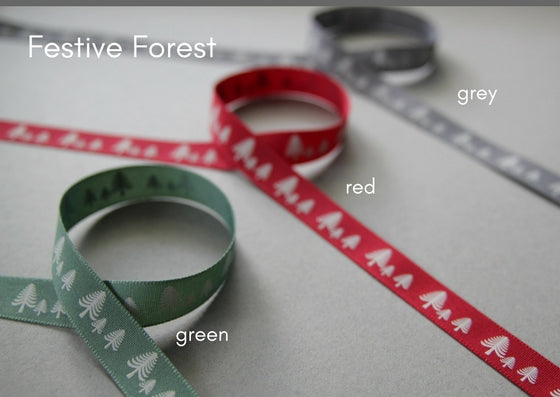 Ribbons - made in the UK - Provenance Craft Co
