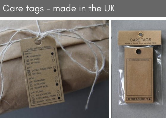 Gift tags - pack of 10 - Provenance Craft Co