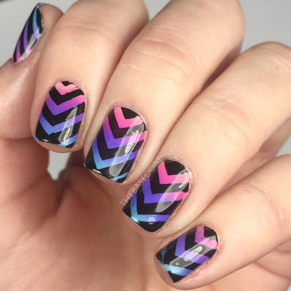 Stacked Chevrons