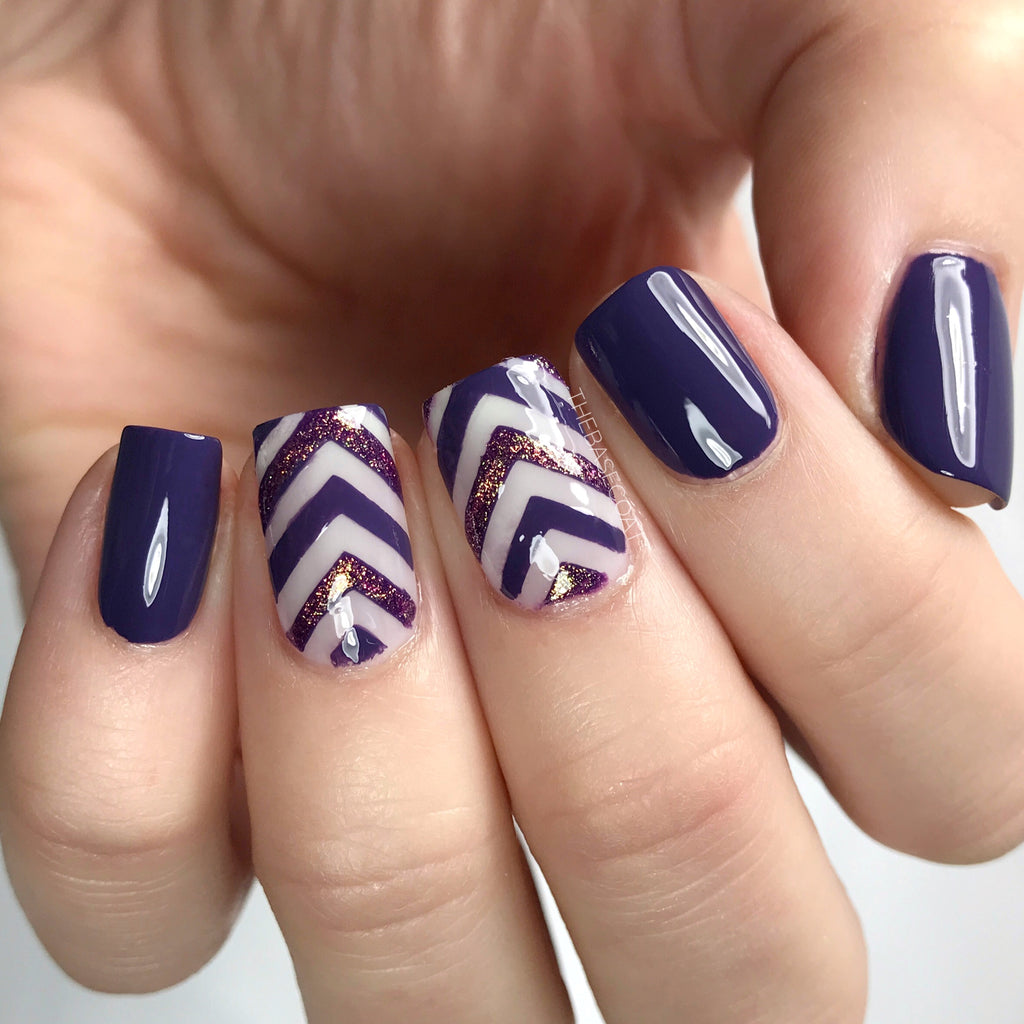 Stacked Chevrons – TheBaseCoat