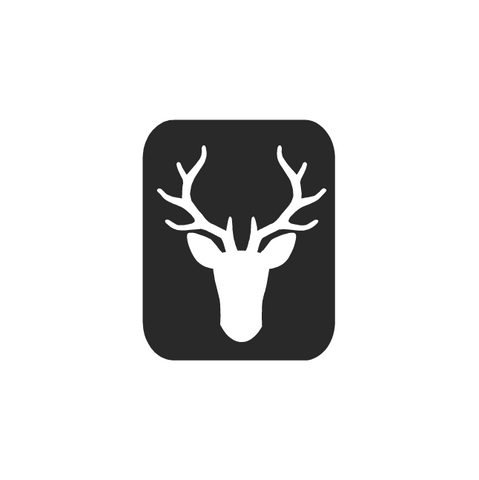 Deer/Stag Head