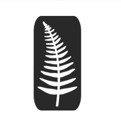 Oversized Fern Leaf