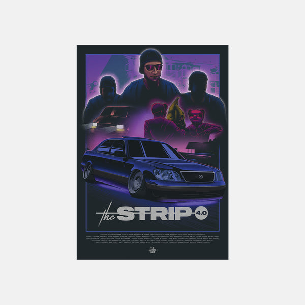 H2oi 2019 - The Strip 4.0 Poster