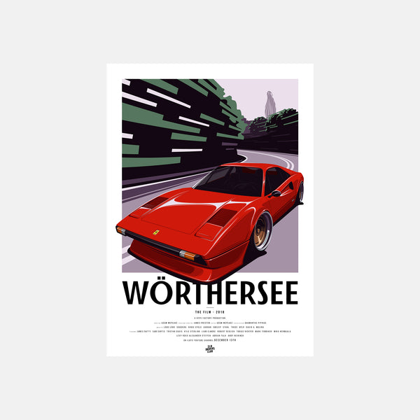 Worthersee 2018 Poster