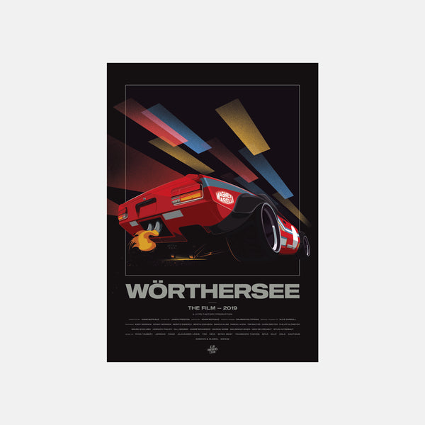 Worthersee 2019 Poster