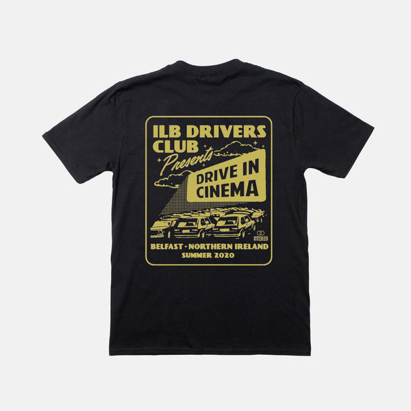 Drive in Cinema Tee