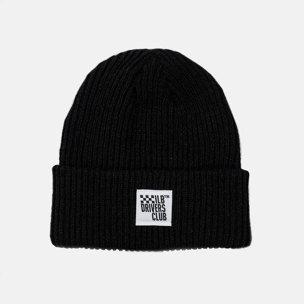 Black Worldwide Beanie