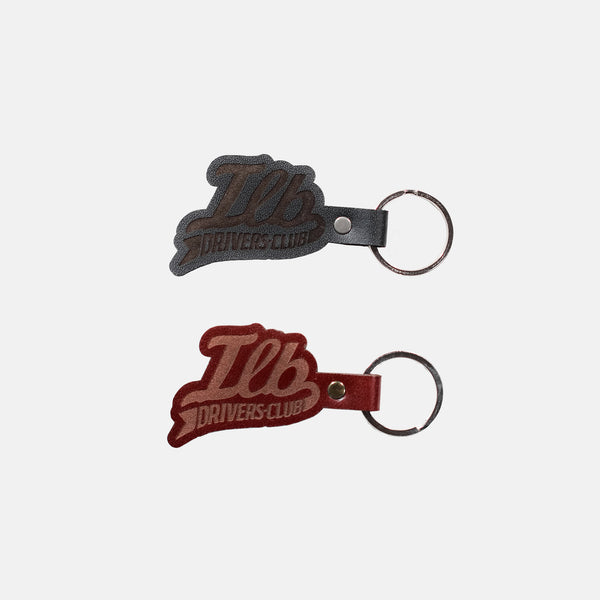 Leather Keyring