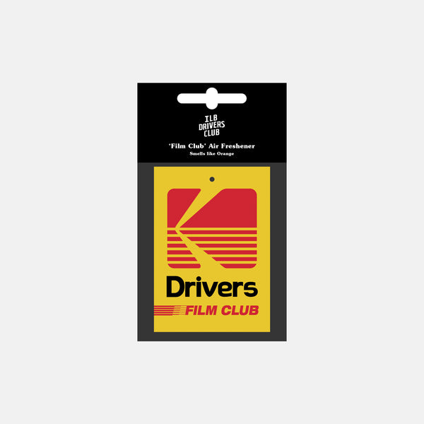 Film Club Air Freshener