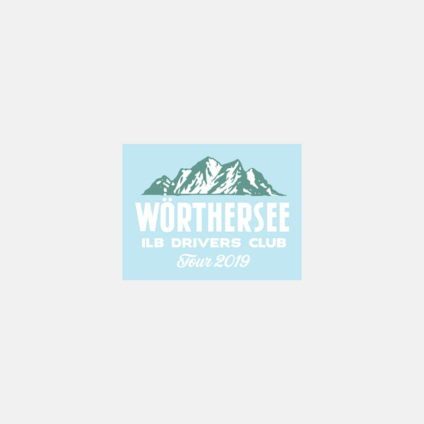 Worthersee Tour 2019 Sticker
