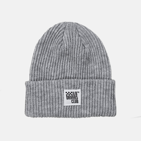 Grey Worldwide Beanie