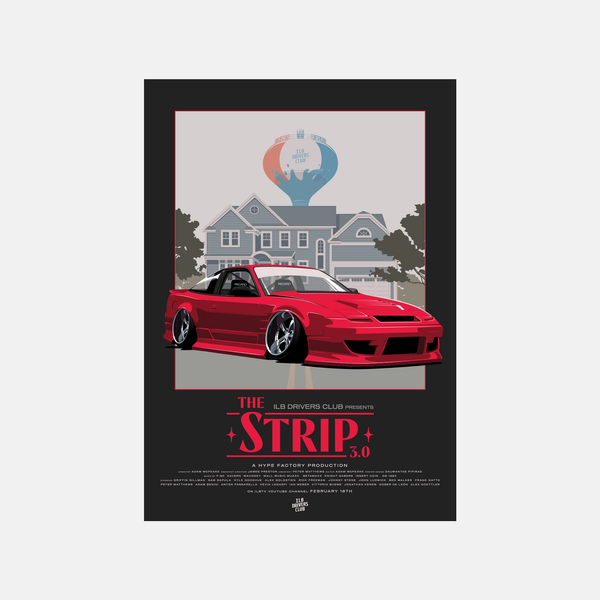 H2oi 2018 - The Strip 3.0 Poster