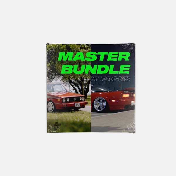 Master Bundle LUT Pack