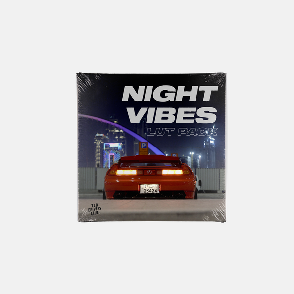 Night Vibes LUT Pack