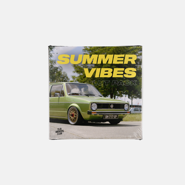 Summer Vibes LUT Pack