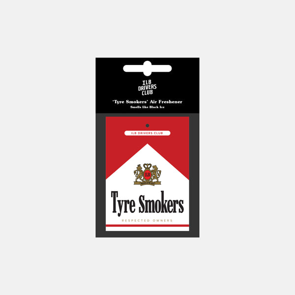 Tyre Smokers Air Freshener