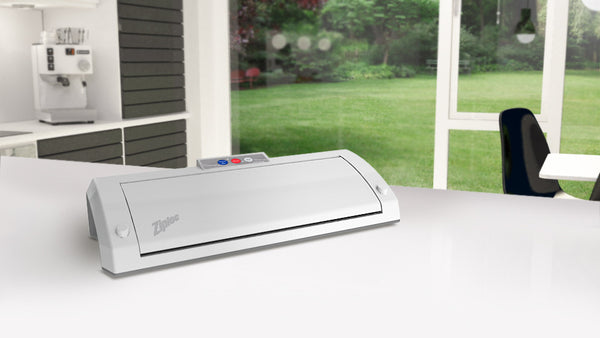 Ziploc® V203 White Vacuum Sealer Machine