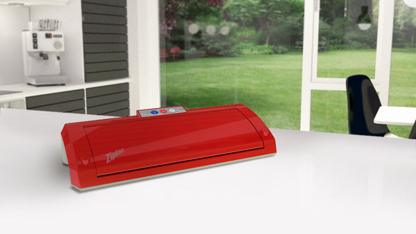 Ziploc® V205 Red Vacuum Sealer - Online Exclusive Offer