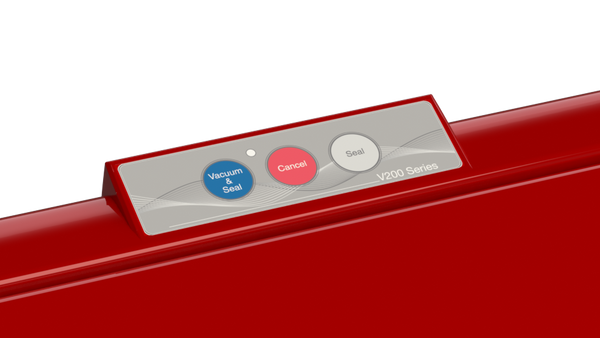 Ziploc® V205 Red Vacuum Sealer