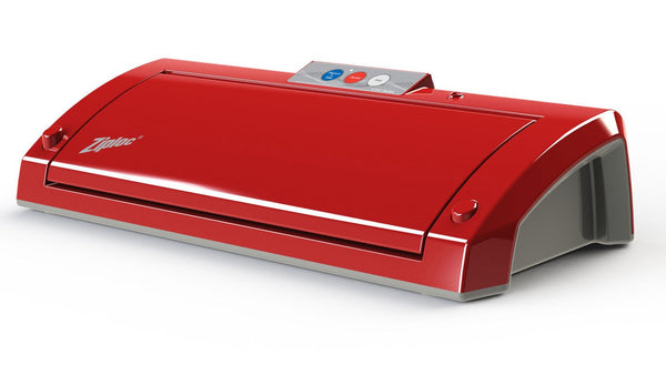Ziploc® V205 Red Vacuum Sealer - Online Exclusive Bundle Offer