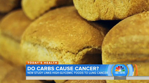 The connection between carbs and lung cancer, how to change your habits (Video)