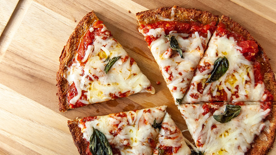 KNOW Better Cauliflower Pizza