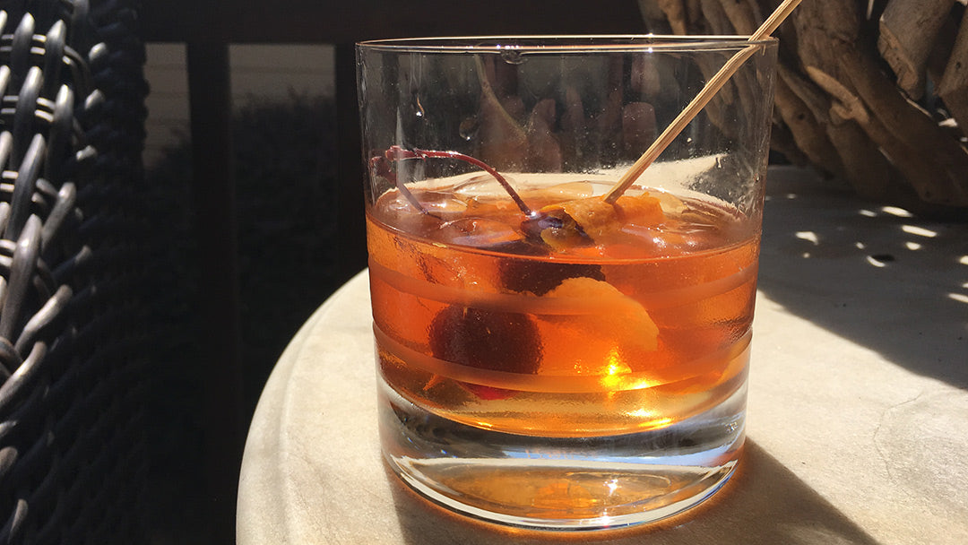 Old Fashioned with Allulose