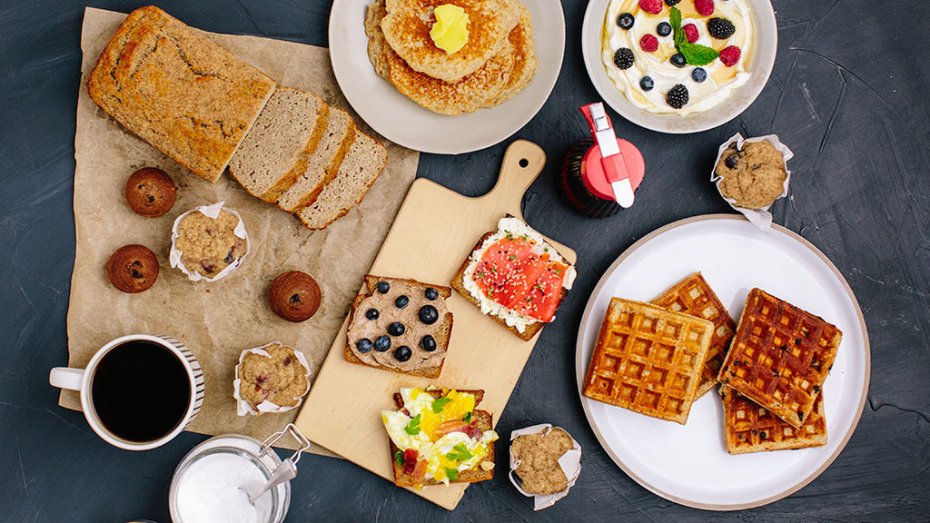 KNOW Foods Breakfast Products and Recipes