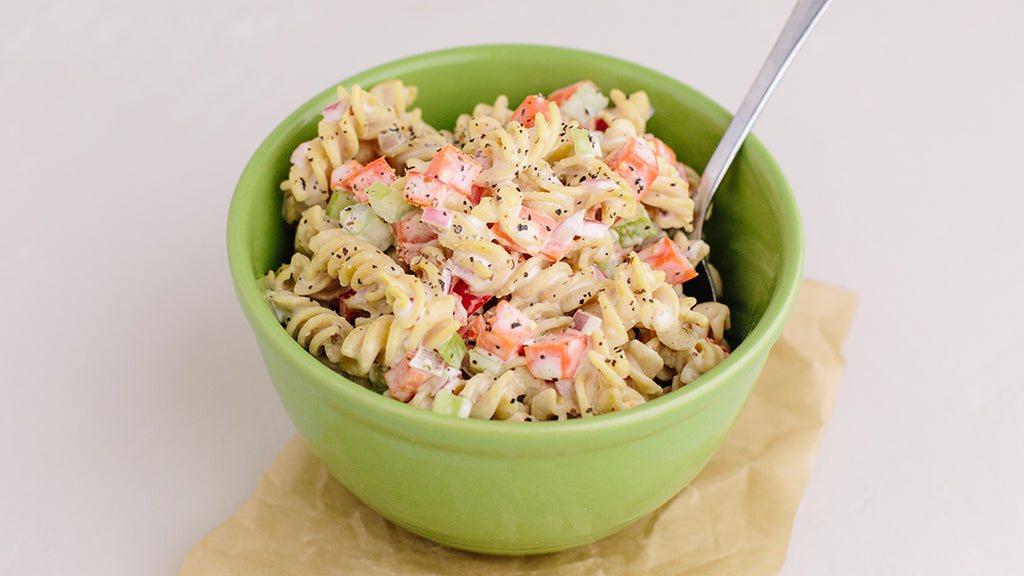 Macaroni Salad with KNOW Better Twists