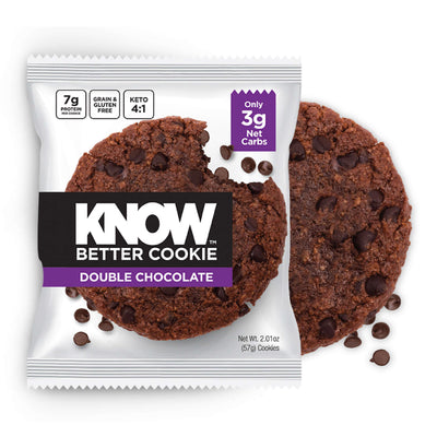KNOW Better Cookies Every Flavor Pack