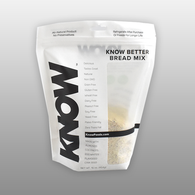 KNOW Better Bread Mix