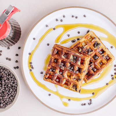 KNOW Better Chocolate Chips with Waffles