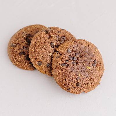 KNOW Better Double Chocolate Chip Cookies