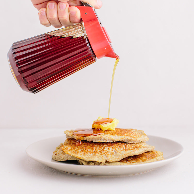 KNOW Better Pancake Mix with KNOW Better Syrup