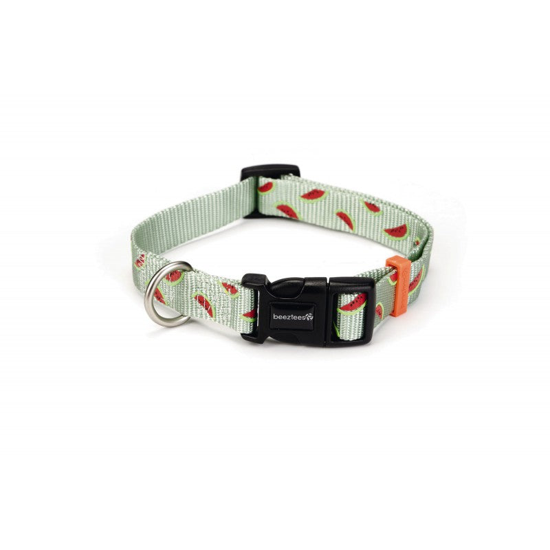 Beeztees New Nylon Collar Sandia 48-70 x25mm