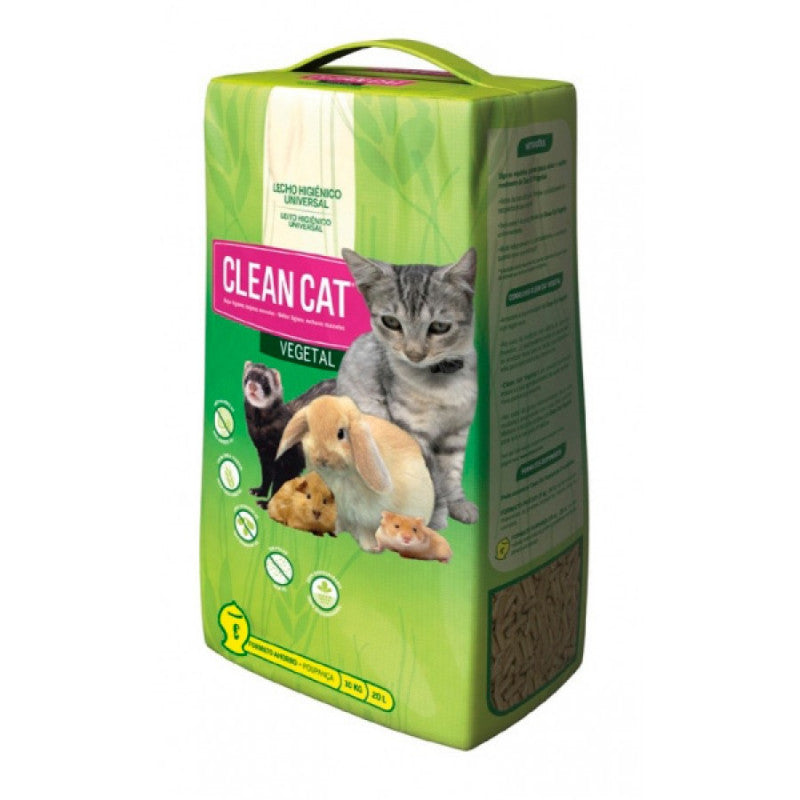 Clean Cat Vegetal 5 kg