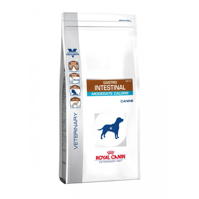 Diet Canine Gastro Intestinal Moder. Cal 14kg