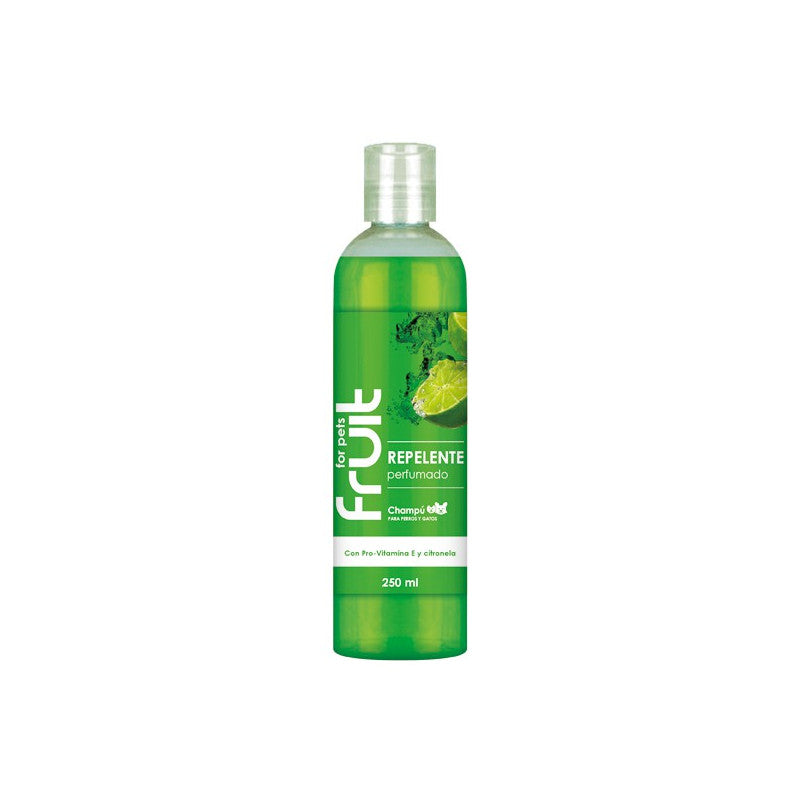 Fruit for Pets Champu repelente 250ml