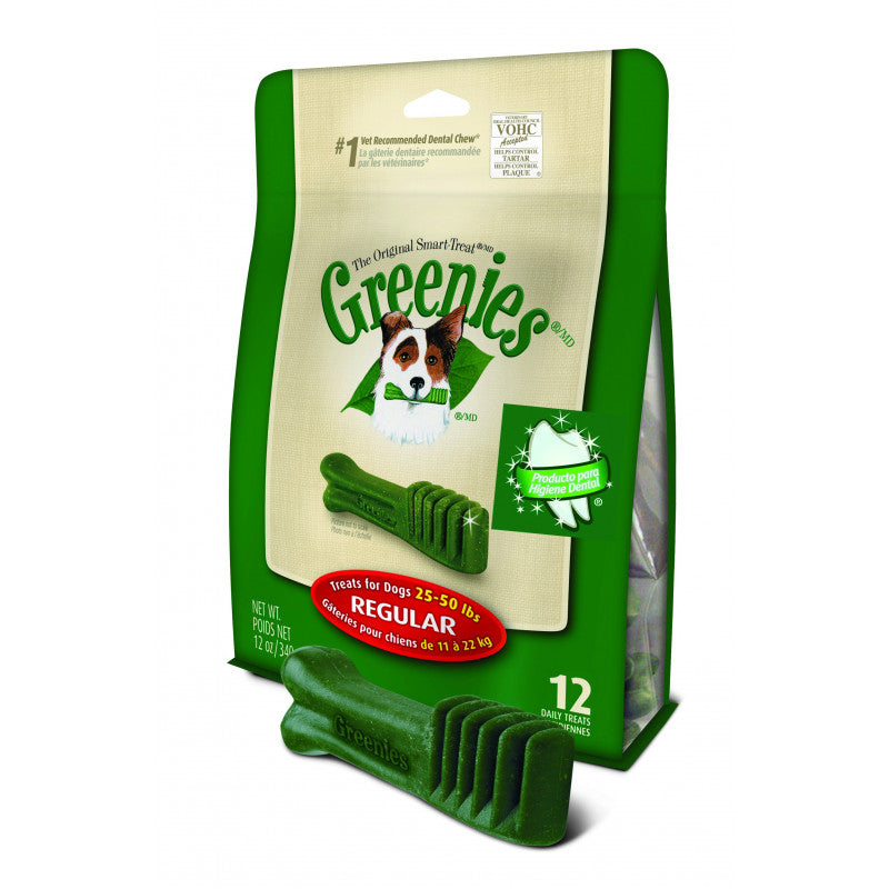 GREENIES PACK 340 GR REGULAR 12UD