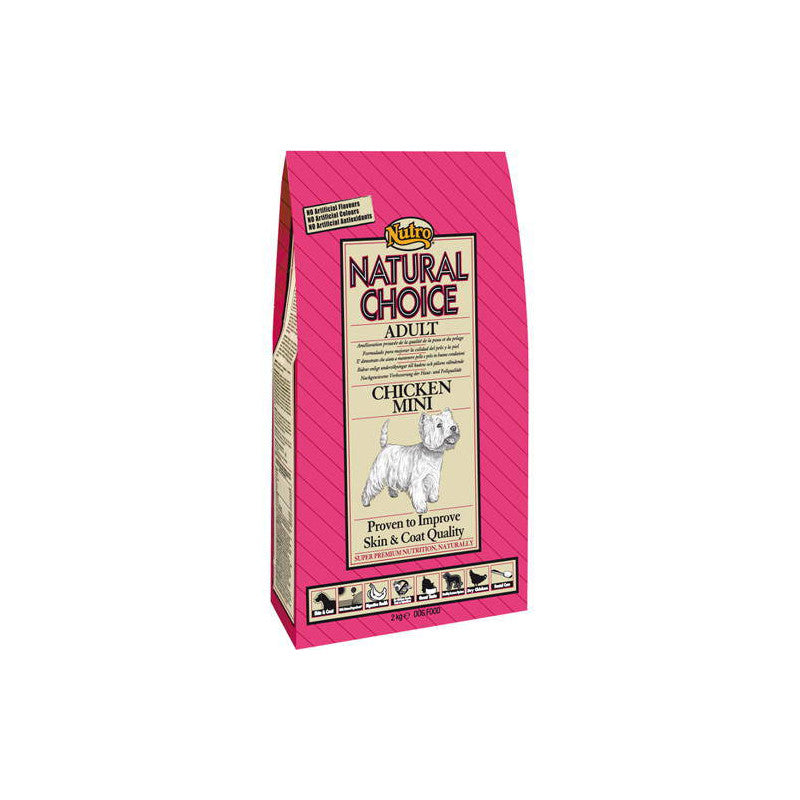 Nutro Adult mini chicken 2 kg