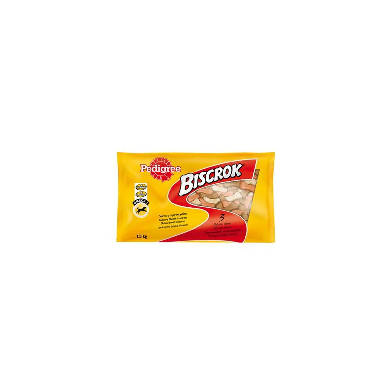 PEDIGREE BISCROK MULTI 6*1500GR