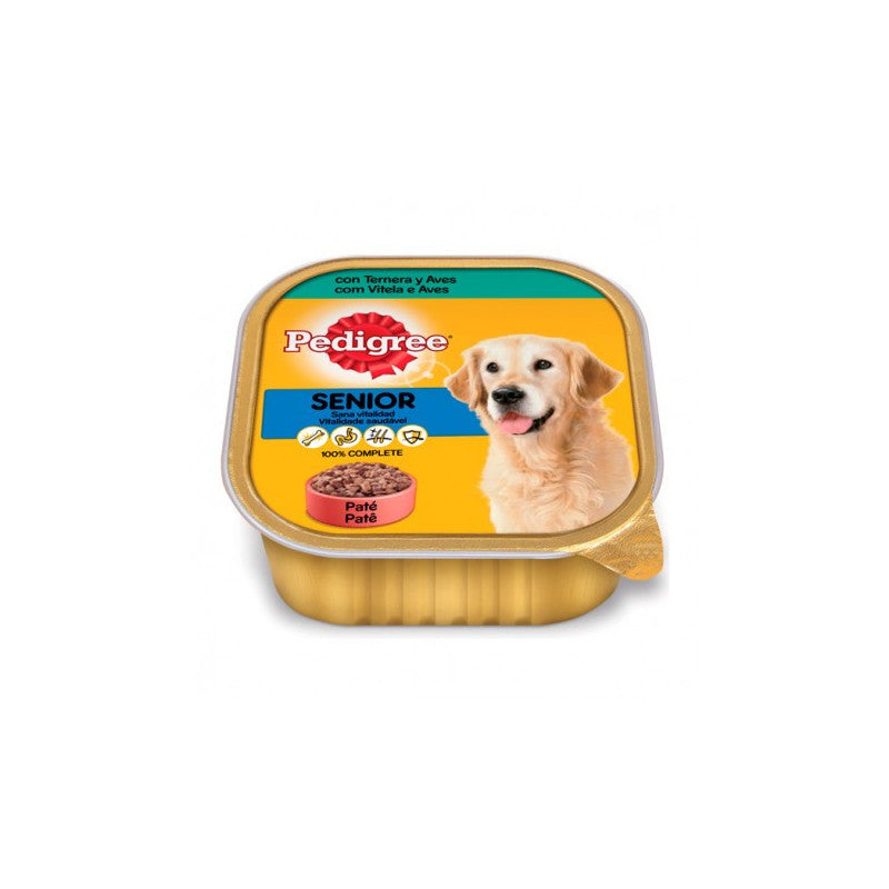 Pedigree Tarrina Senior 300gr (20 udes.)
