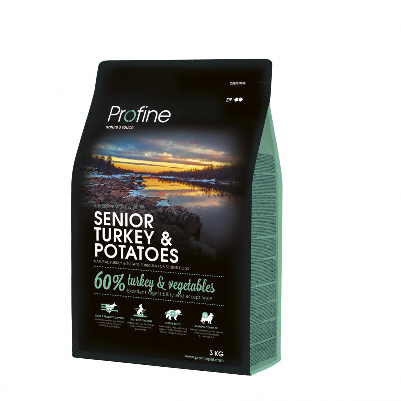 Profine Senior Turkey 3 kg