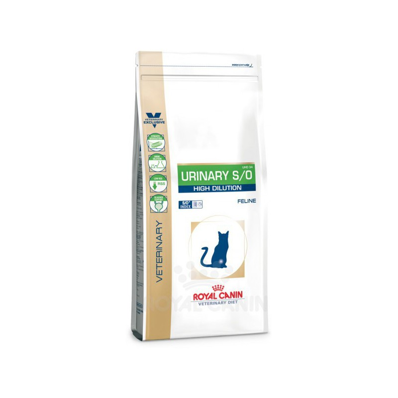URINARY HIGH DILUTION UHD34 1,5 KG*
