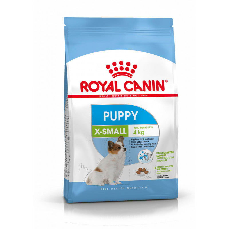 Royal Canin X-Small Puppy 3kg