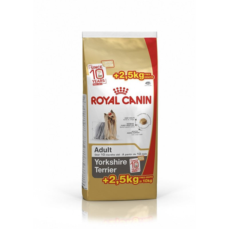 Royal Canin Yorkshire Terrier 28 7,5+2,5 Kg
