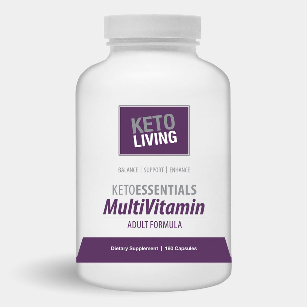 Keto Living KetoEssentials Multivitamin Adult Formula