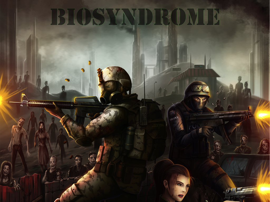 Covert Intervention Games Acquires Bio Syndrome - and its Free!