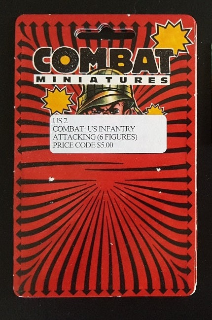 Covert Intervention Games™ acquires Combat Miniatures™!