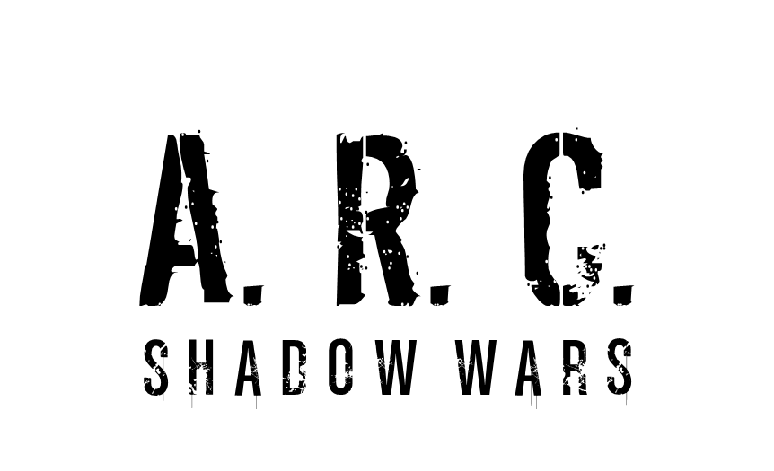 A.R.C.: Shadow Wars = Modern Era + Conspiracies + Pulps + Secret Wars